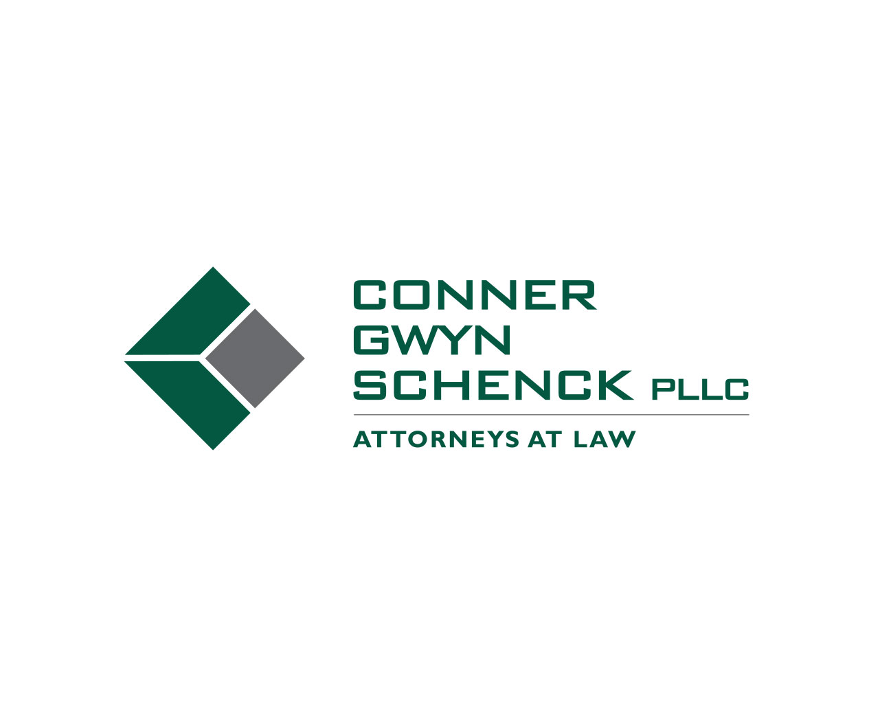 Conner Gwyn Schenck Logo Development