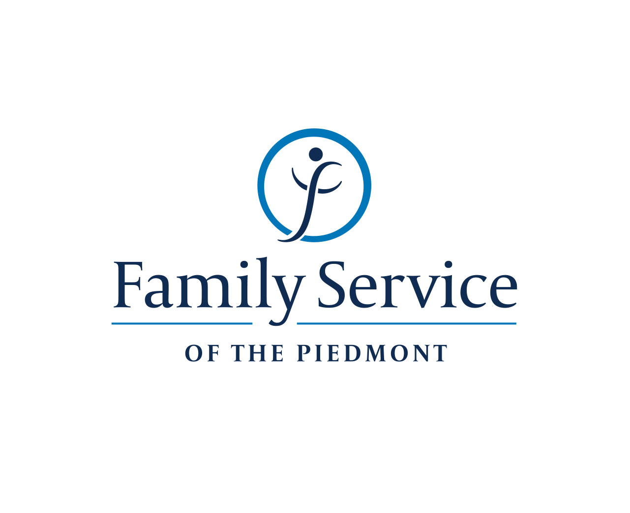 Family Service of the Piedmont Logo Development and Branding