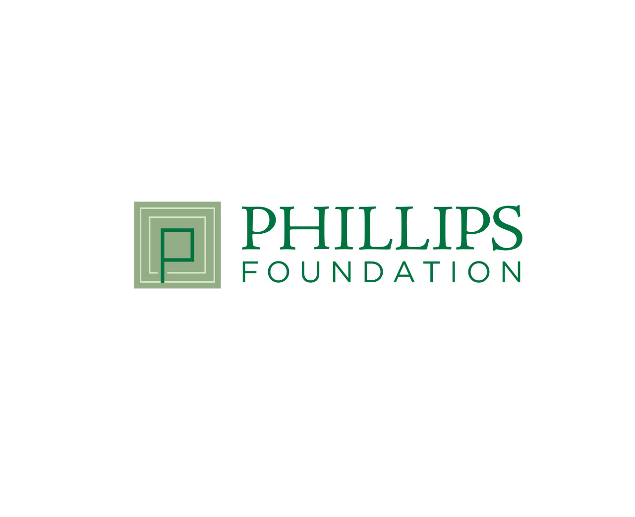 Phillip Foundation Logo Design Branding