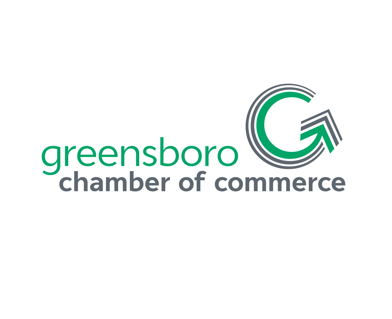 Greensboro Chamber of Commerce Logo Design and Branding